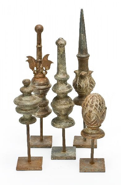 Set of Table Finials