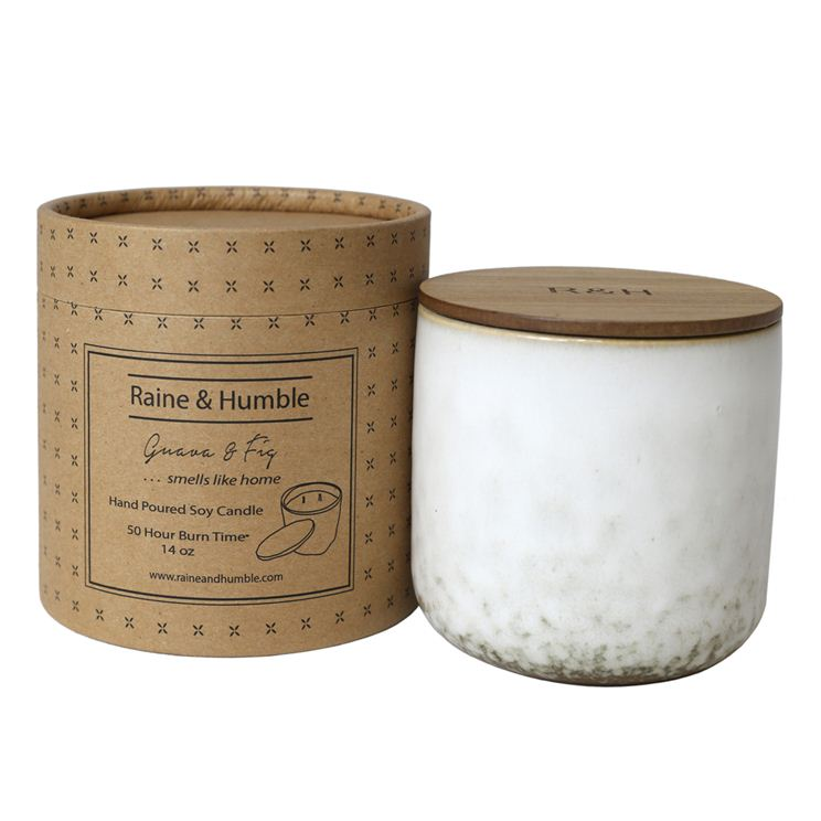 Guava and Fig Candle - 14 oz.