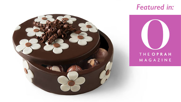 Truffle Filled Flower Power Art Box