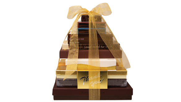 DeBrand Gift Tower - Extravagant Tower